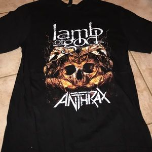 Other - ANTHRAX LAMB OF GOD GOD TOUR 2016